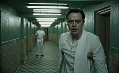"""Lockhart (Dane DeHaan) is trapped in a mysterious wellness center in a scene from """"A Cure for Wellness."""" Courtesy of 20th Century Fox."""