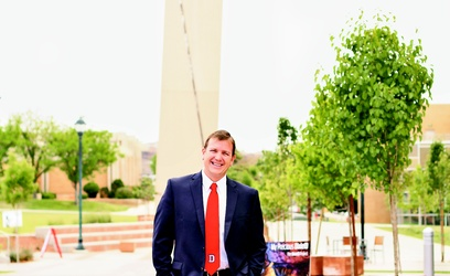President Biff Williams is wrapping up his second year as president at Dixie State University. Williams said he wants to increase departmental funding, boost school spirit and promote diversity.