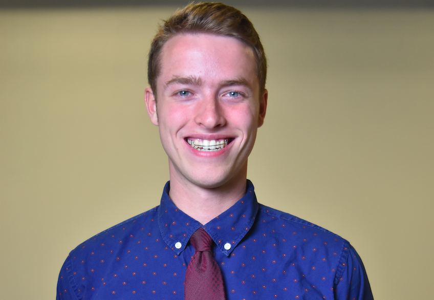 Editor-in-Chief Spencer Ricks